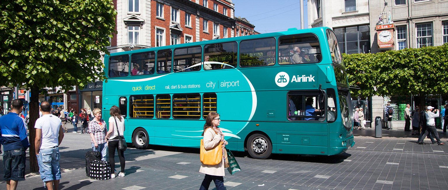 Airlink in Dublin City